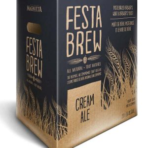 Festa Brew Cream Ale box