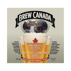 Brew Canada Canadian Light