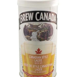 Brew Canada Canadian Lager