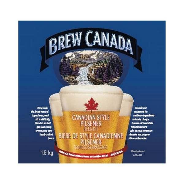 Brew Canada Pilsner