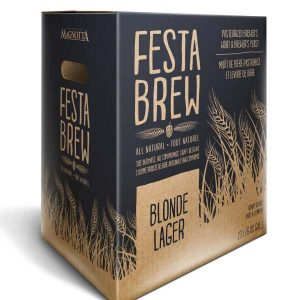 Festa Brew Blonde Lager box