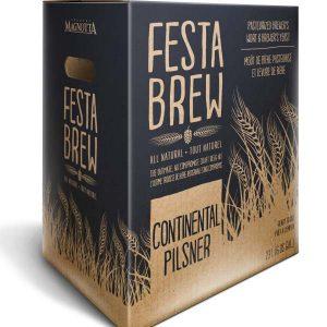 Festa Brew Continental Pilsner box