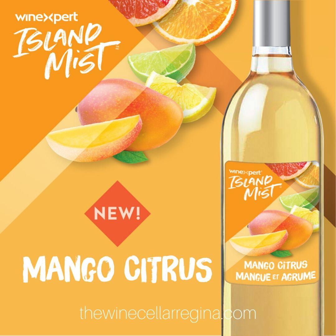 Island Mist Mango Citrus