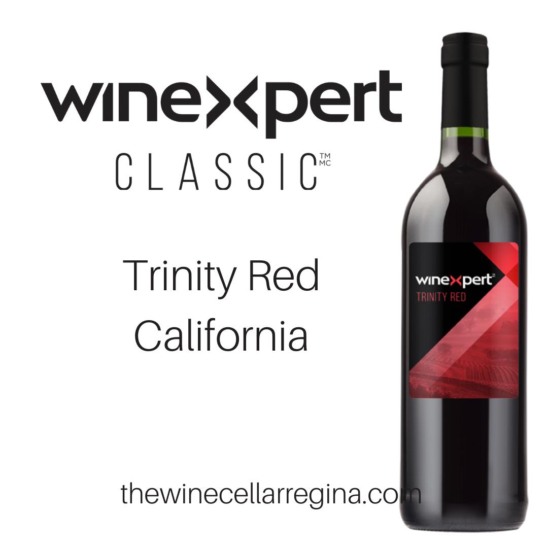 Classic Trinity Red Wine Kit.