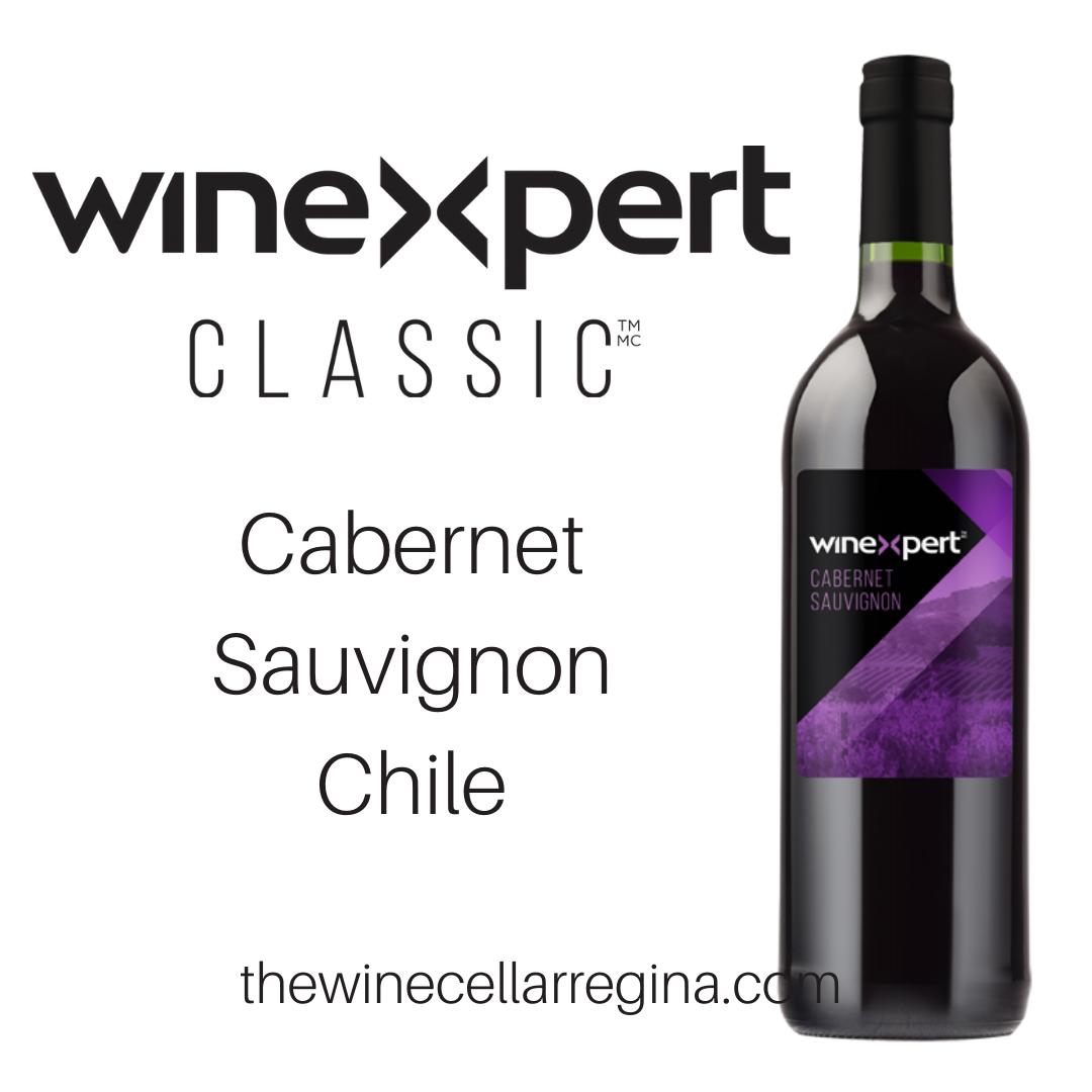 Classic Cabernet Sauvignon Wine Kit.