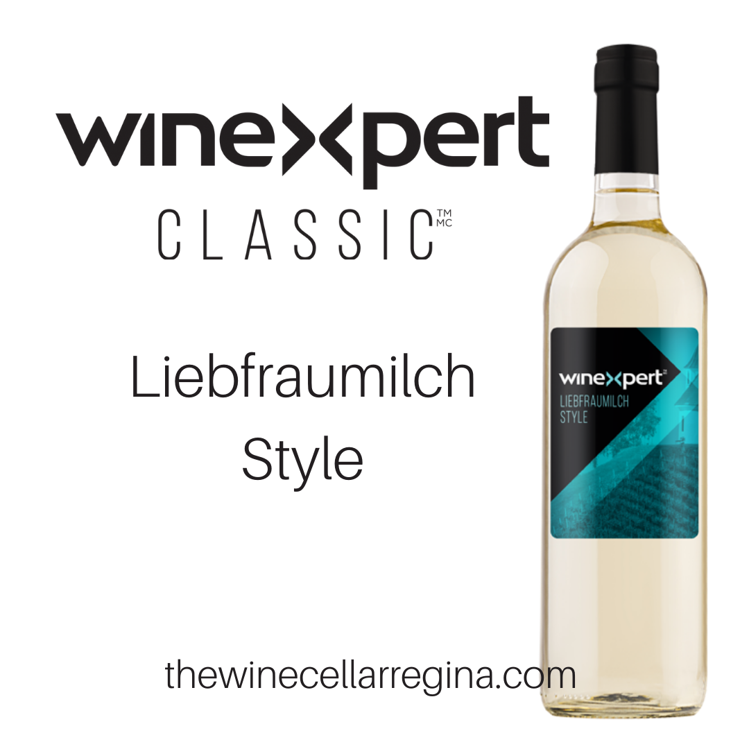 Classic Liebfraumilch Style Wine Kit.