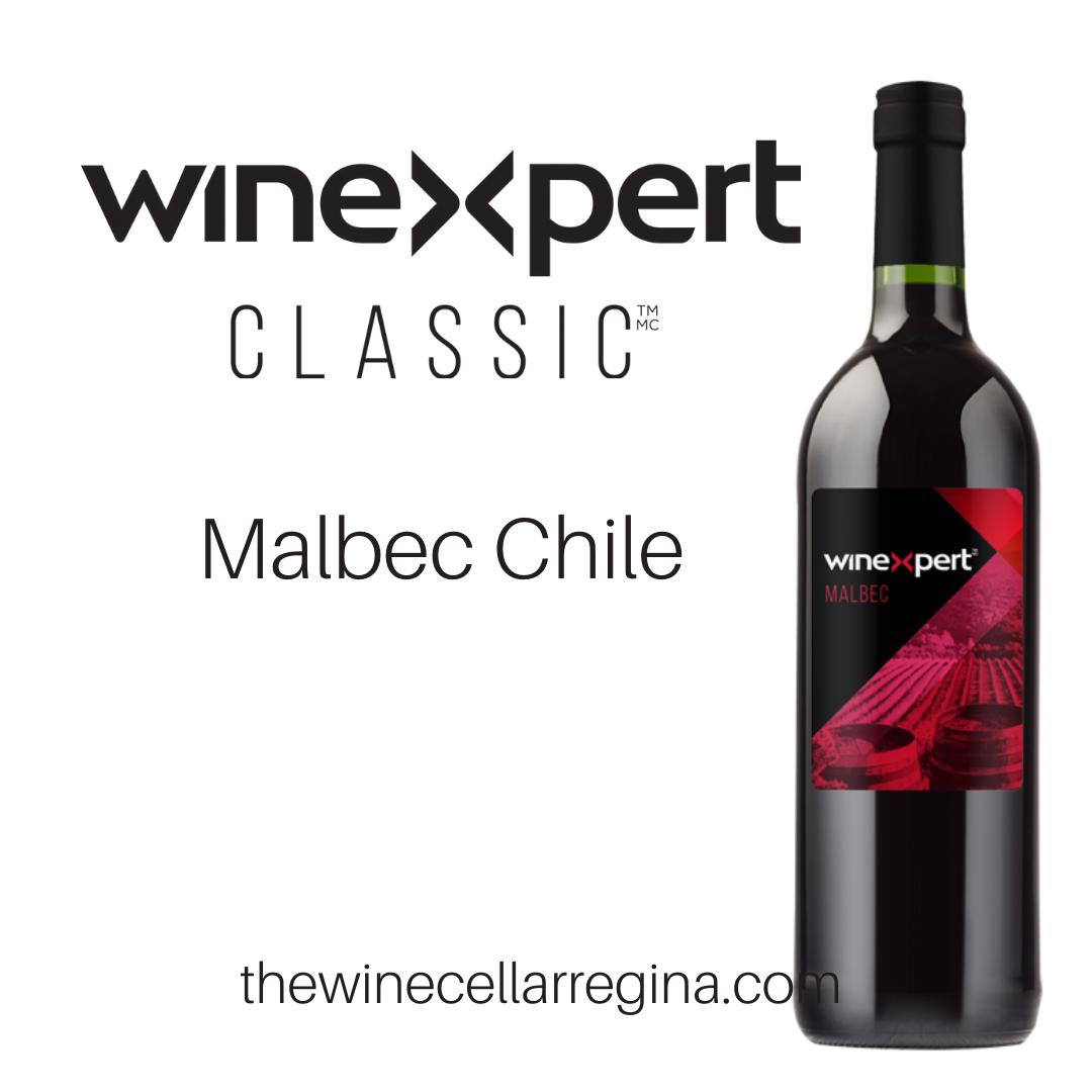 Classic Malbec Chile Wine Kit.