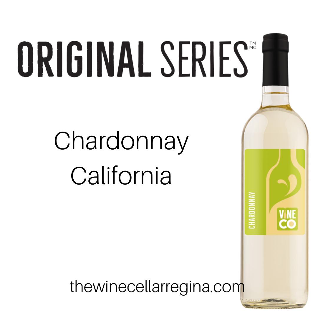 Original Series Chardonnay California Wine Kit.
