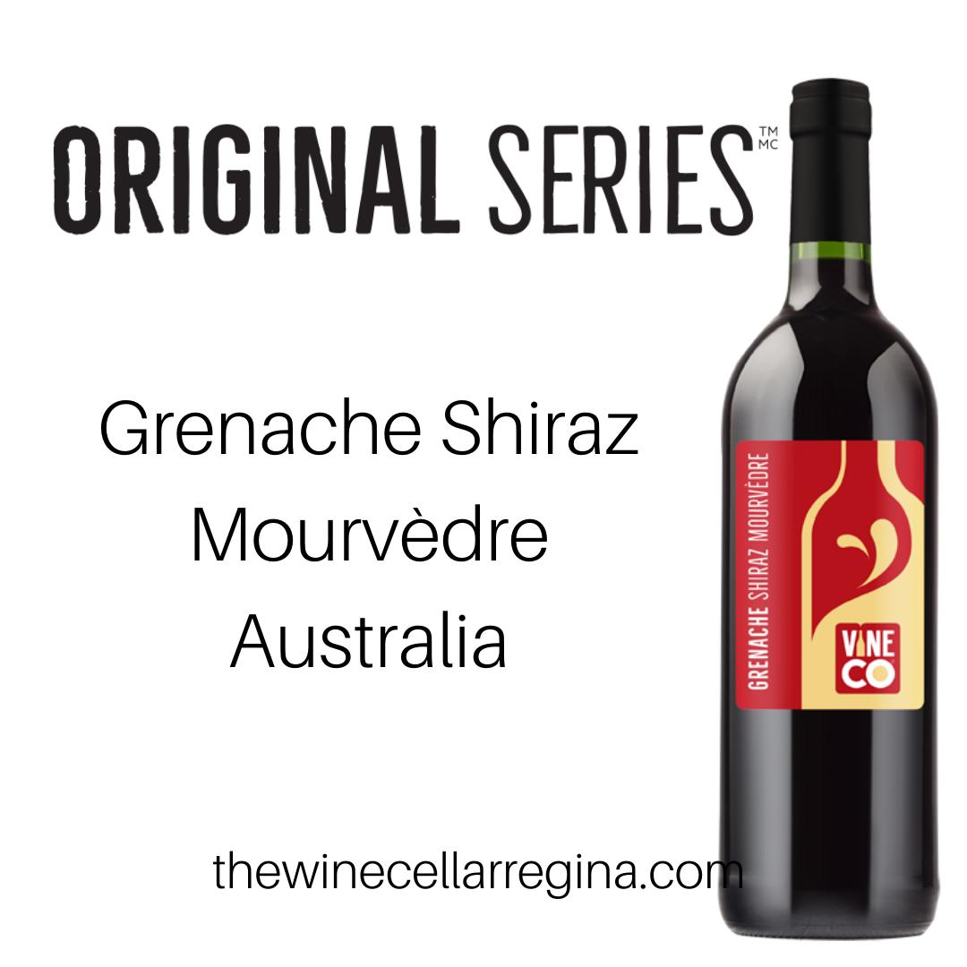 Original Series Grenache Shiraz Mourvèdre Australia Wine Kit