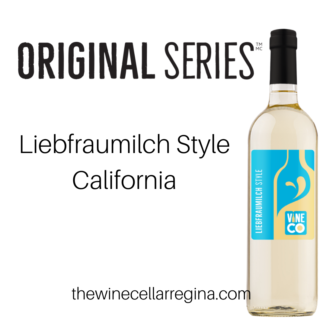 Original Series Liebfraumilch Style California Wine Kit