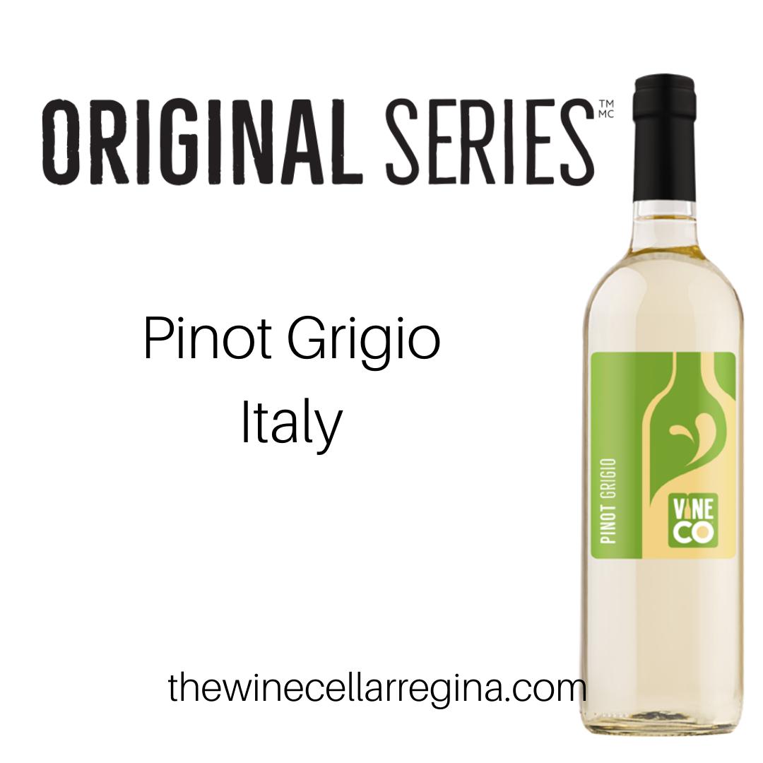Original Series Pinot Grigio Italy Wine Kit.