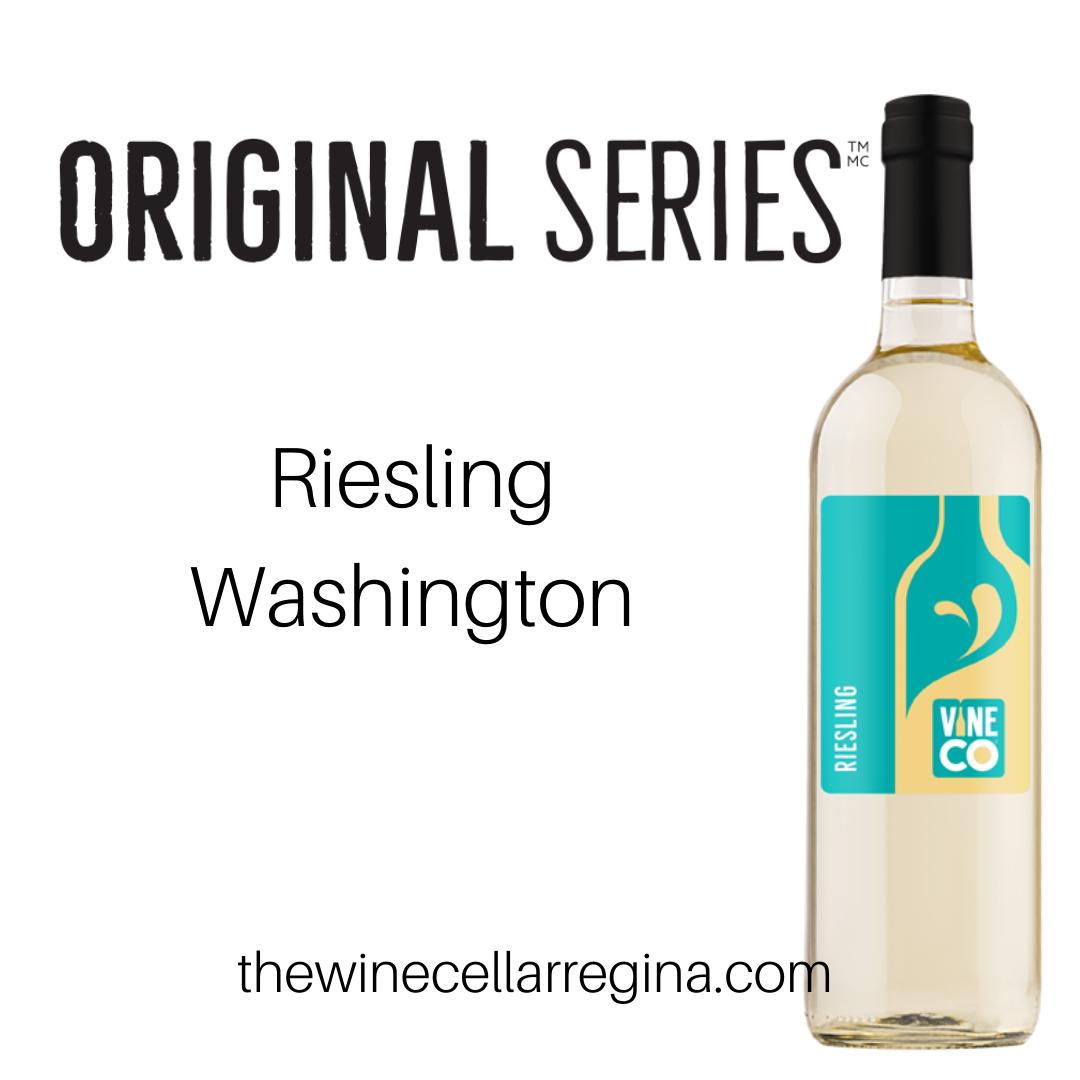 Original Series Riesling Washington Wine Kit.