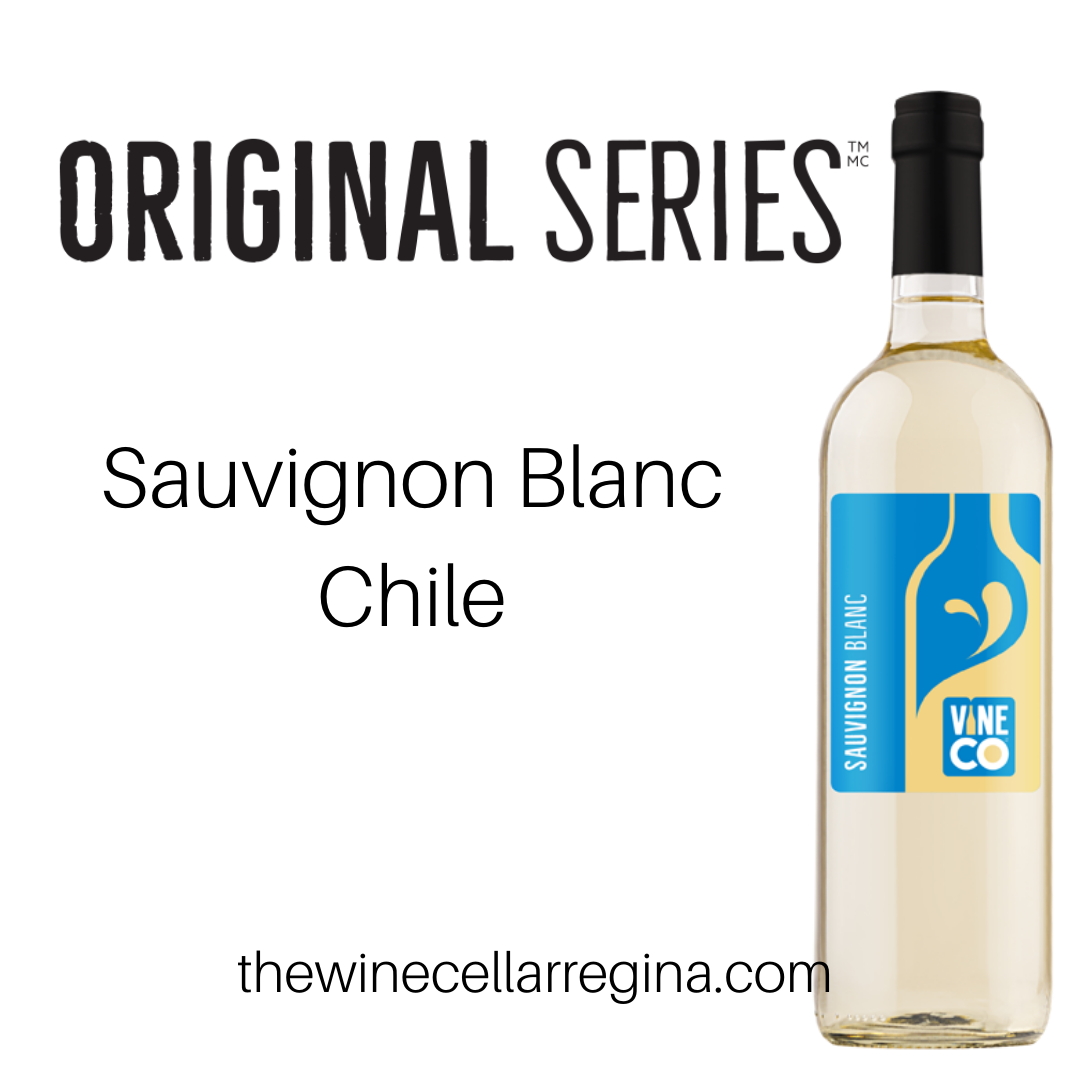 Original Series Sauvignon Blanc Chile Wine Kit.