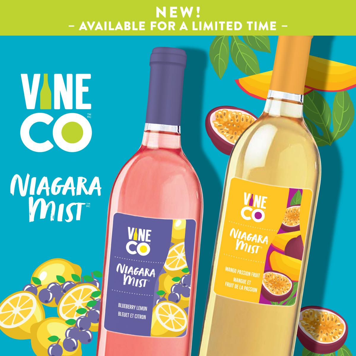 Niagara Mist Limited Release