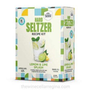 Lemon & Lime Seltzer