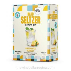 Pineapple Sunset Seltzer